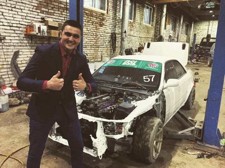Полиция рассказала о «бурном прошлом» дрифтера, бросившего вызов Владивостоку