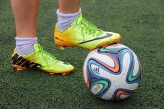 В международном проекте «Футбол для дружбы» Россию представит юный вратарь из Артема