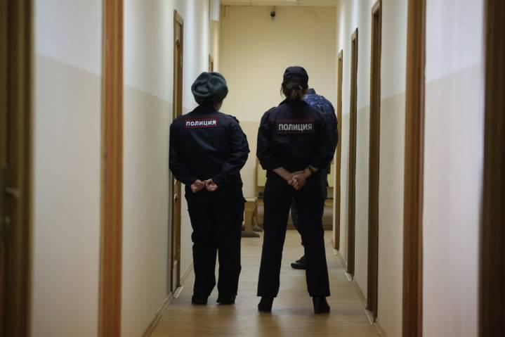 В Приморье задержана женщина с синтетическим наркотиком