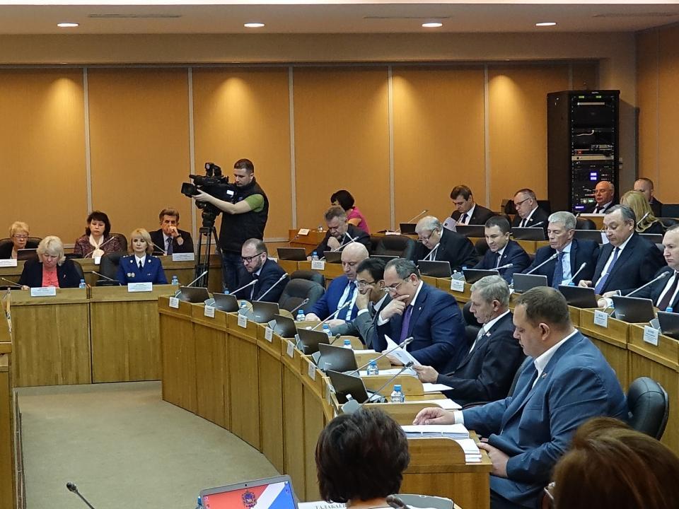В составе комитетов ЗС ПК произошли изменения
