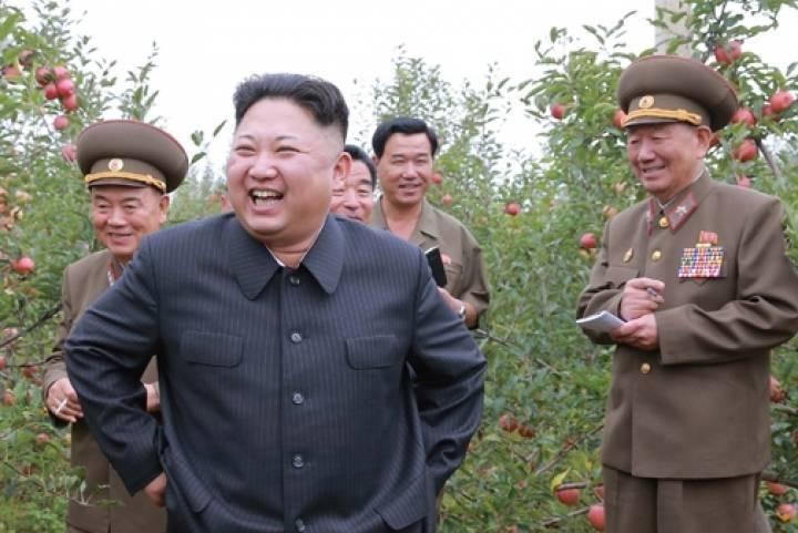 Северная Корея провела испытание баллистической ракеты