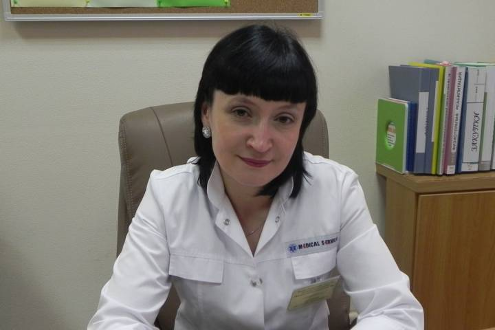 Анастасия Худченко: «Приходить в поликлинику лучше всего в среду и четверг»