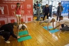 Во Владивостоке пройдет этап выполнения норм ГТО