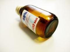 В Приморье снова незаконно торгуют спиртом