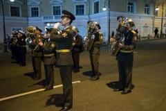 Генеральная репетиция военного парада состоится во Владивостоке