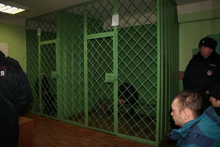 В Уссурийске заключенный напал на сотрудника исправительного учреждения