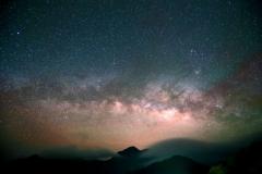 Ночное небо в Приморье украсит уникальный звездный дождь