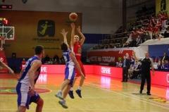 Финальные матчи чемпионата Приморского края по баскетболу состоятся 8 и 9 мая