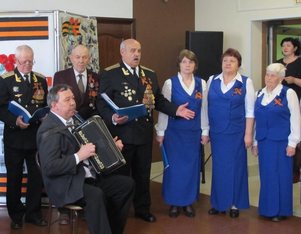 Торжественное заседание Совета ветеранов прошло в Приморье