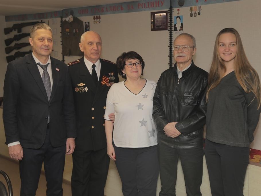 Центр патриотического воспитания молодежи появился во Владивостоке