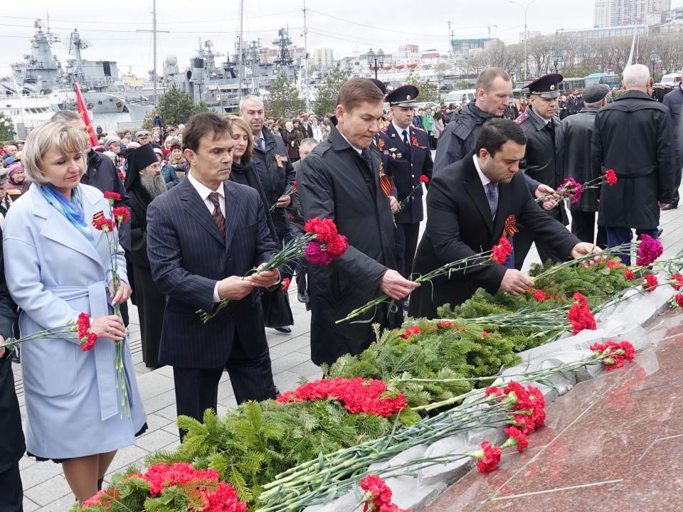 «Наш нравственный долг – сохранить историческую память о Великой Отечественной войне»