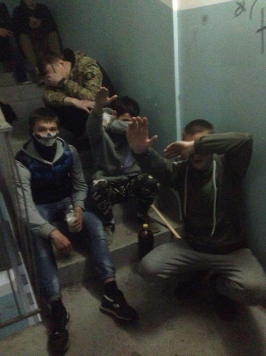 Родители Владивостока жалуются на детскую бандитскую группировку