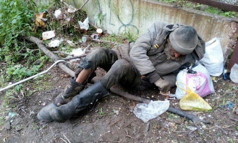 Бомж из Владивостока попался на кражах в Новосибирской области