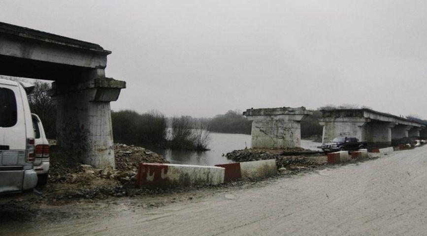 Администрация Приморья пообещала новые автомобильные мосты