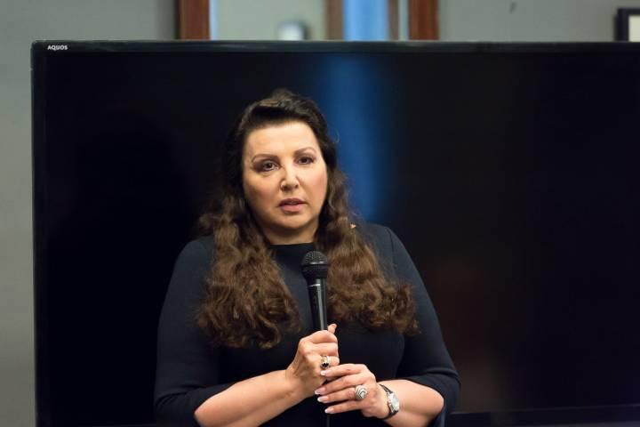 Мария Гулегина: За свой триумф я благодарна генам, труду и Богу
