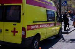 ДТП с участием мотоциклиста произошло в Приморье