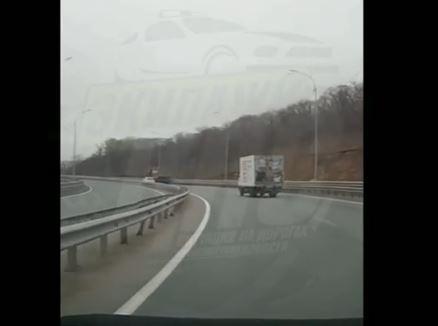 Владивостокский автомобилист пожалел, что выложил это видео