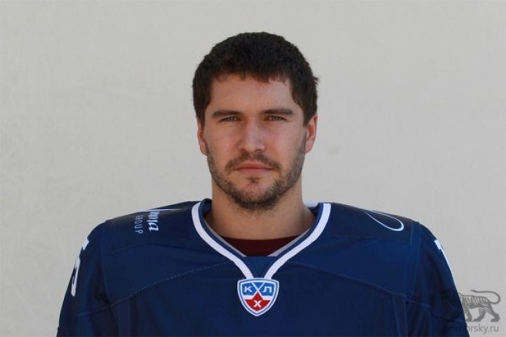 Экс-лучший защитник «Адмирала» перешел в «Локомотив»