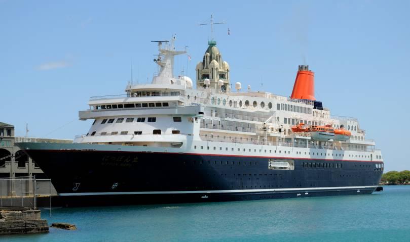 Во Владивосток скоро придет круизный лайнер