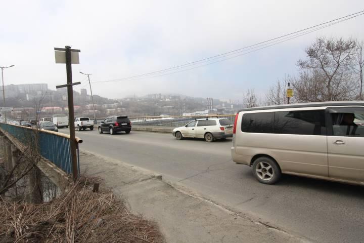 Ограничительная рамка может не вернуться на Рудневский мост