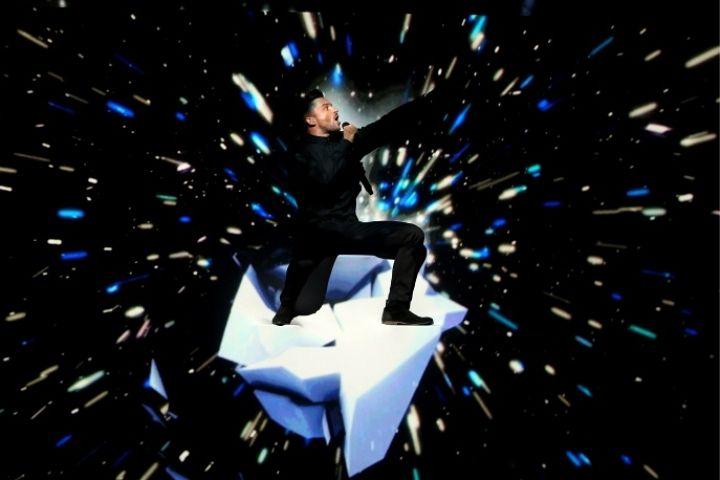 Россия заняла третье место на Евровидении