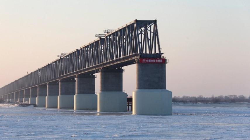 Мост между Россией и Китаем планируют построить в Приморье