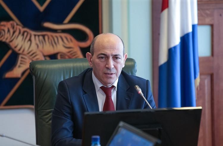 Приморский вице-губернатор заработал почти 57 миллионов рублей