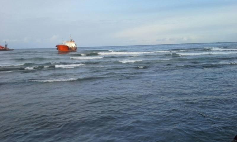 В акватории Уссурийского залива пропали рыбаки