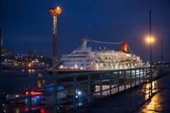 Круизное судно Nippon Maru посетило Владивосток