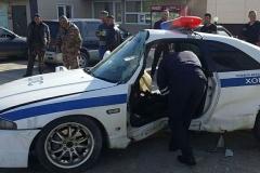 Неожиданное продолжение получило ДТП со знаменитым авто ДПС в Приморье