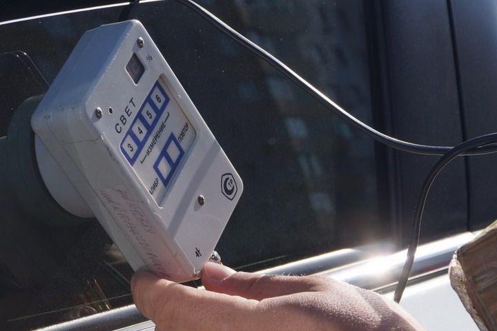 15 автомобилей сняты с регистрации в Приморье за это нарушение