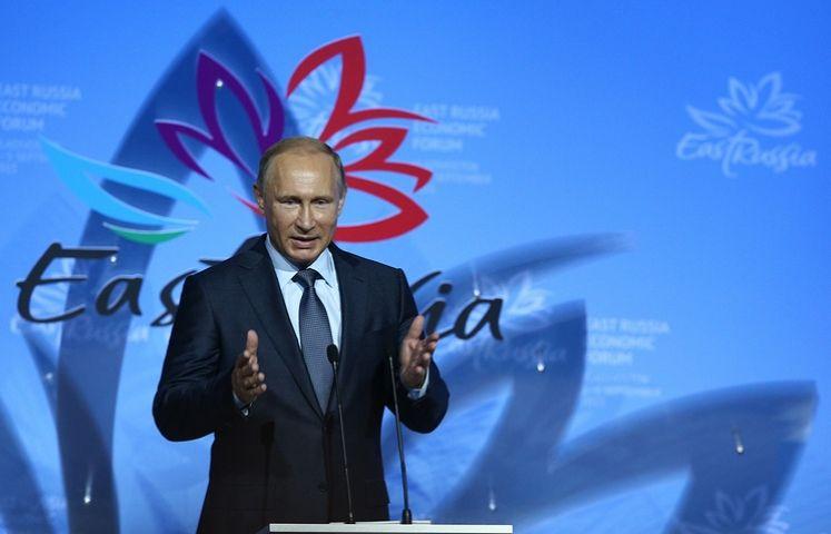 Путин поедет в Японию через Владивосток