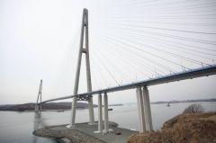 СОБР нагрянул с обысками к подрядчику Русского моста во Владивостоке