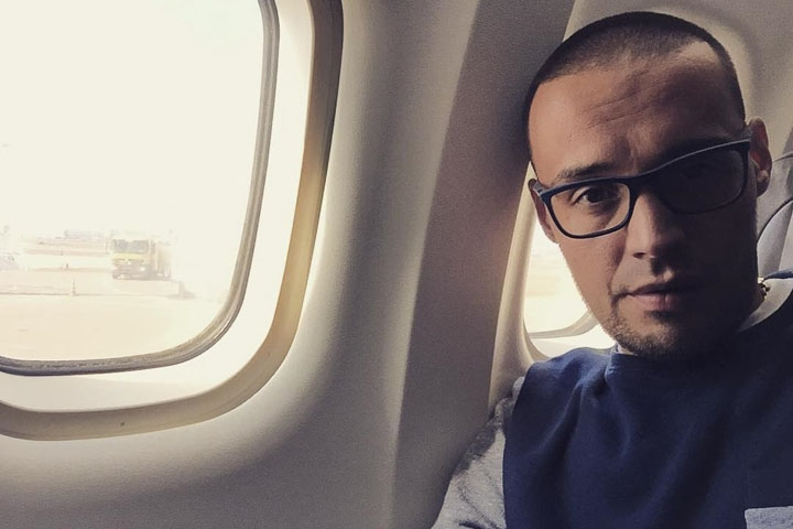 Полет из Владивостока надолго запомнится рэперу Гуфу