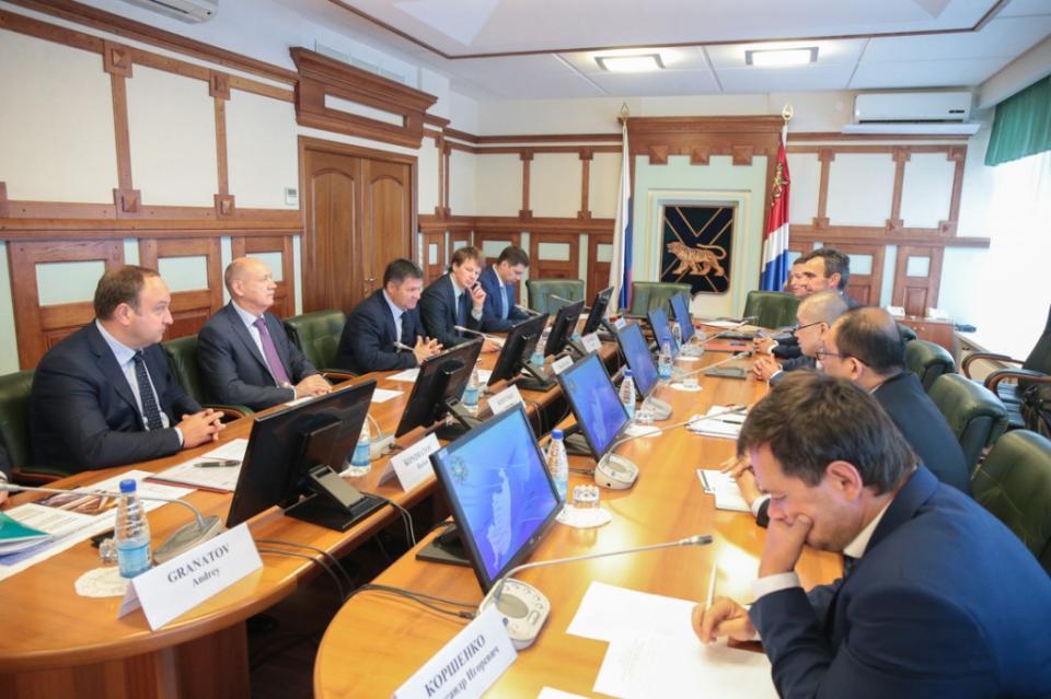 Проект, находящийся под личным контролем Андрея Тарасенко, будет закреплен межгосударственным меморандумом
