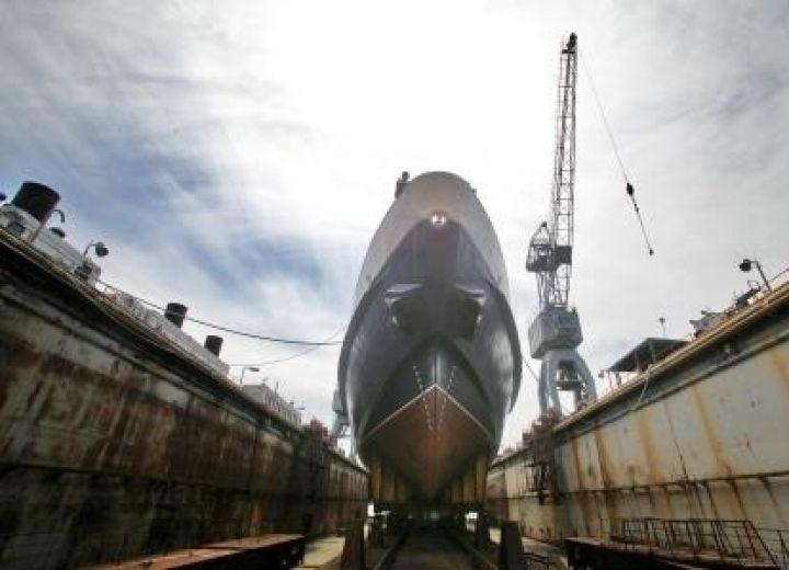 Китай хочет построить судоверфь во Владивостоке