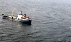Суд обязал судовладельца поднять затонувший у берегов Приморья сухогруз