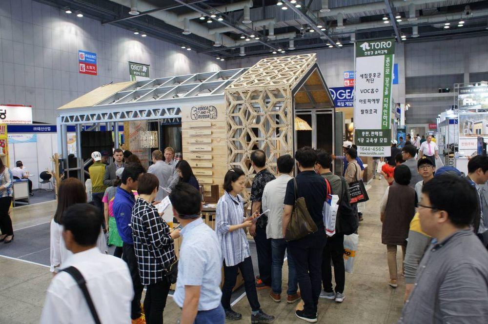 Приморский край показал себя на международной выставке в Корее