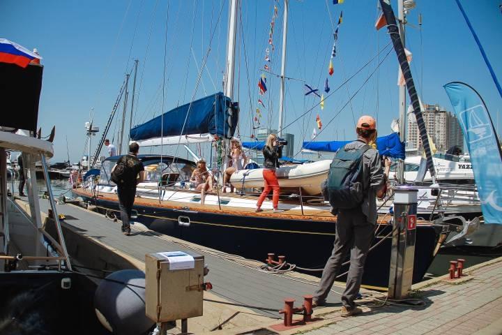 «Поднять паруса»: Vladivostok Boat Show – 2017 открылась во Владивостоке сегодня