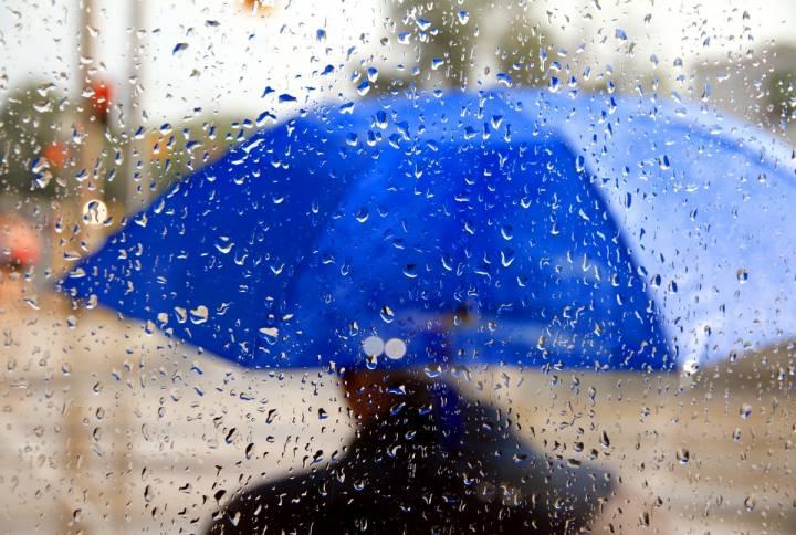 Очередные дождливые выходные ожидают приморцев