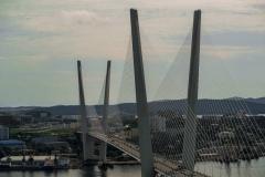 Дима Билан посетил Русский остров на гастролях во Владивостоке