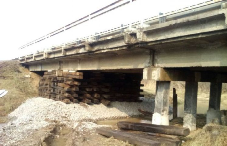 Прокуратура: 500 автомобильных мостов Приморья не содержатся должным образом
