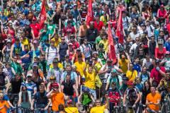 Во Владивостоке открыли велосезон