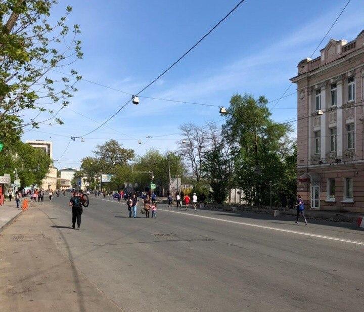 Жители Владивостока стали заложниками полумарафона «ЗаБег»