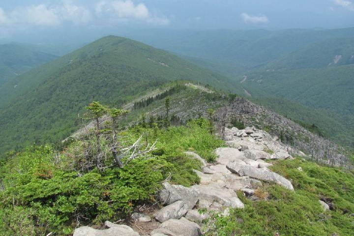 На горе Пидан заблудилась туристка