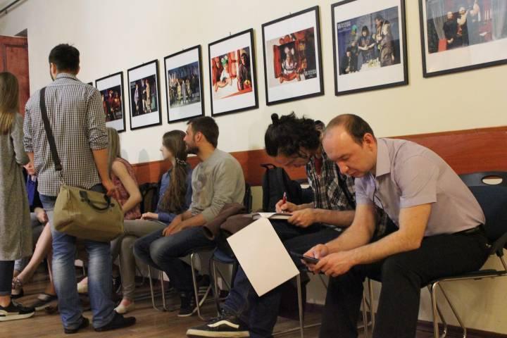 Во Владивостоке проходит кастинг на поступление в Академию Н.С.Михалкова