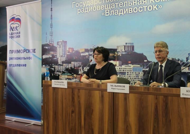 Людмила Талабаева: Лидеры по кандидатам в Госдуму уже есть