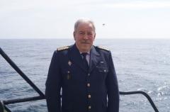 Капитан траулера Александр Вайнутис: «Романтическим взглядом смотреть на море можно только с берега»