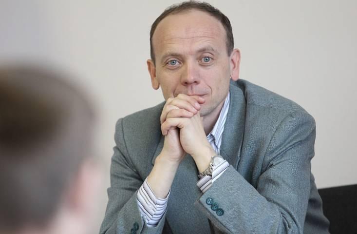 Сергей Матлин покинул пост директора департамента культуры Приморья