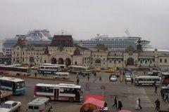 Вокзалы Владивостока прославились в соцсетях